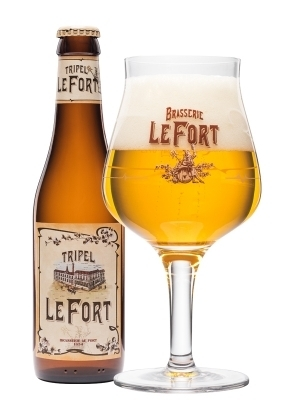 LEFORT TRIPLE BLONDE  24x33cl