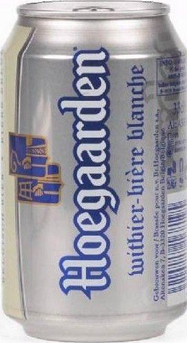 BLANCHE HOEGAERDEN CANS 24 X 33 CL
