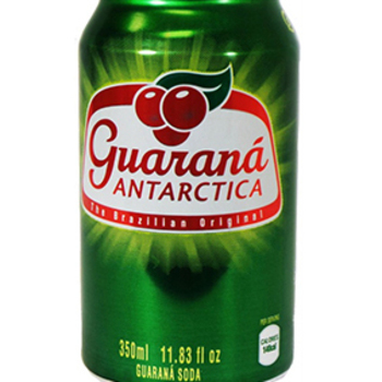 GUARANA ANTARCTICA 24X33CL (Cans)