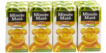 MINUTE MAID ORANGE 20CL (cartons)