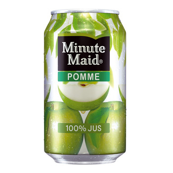MINUTE MAID POMME 33CL (cans)