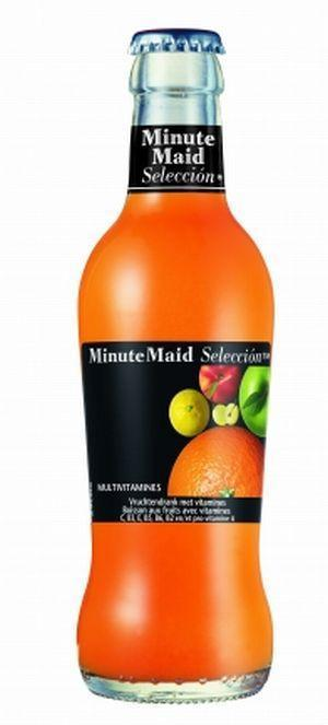MINUTE MAID MULTIVITAMINES 33CL