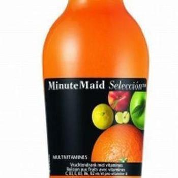 MINUTE MAID MULTIVITAMINES 33CL