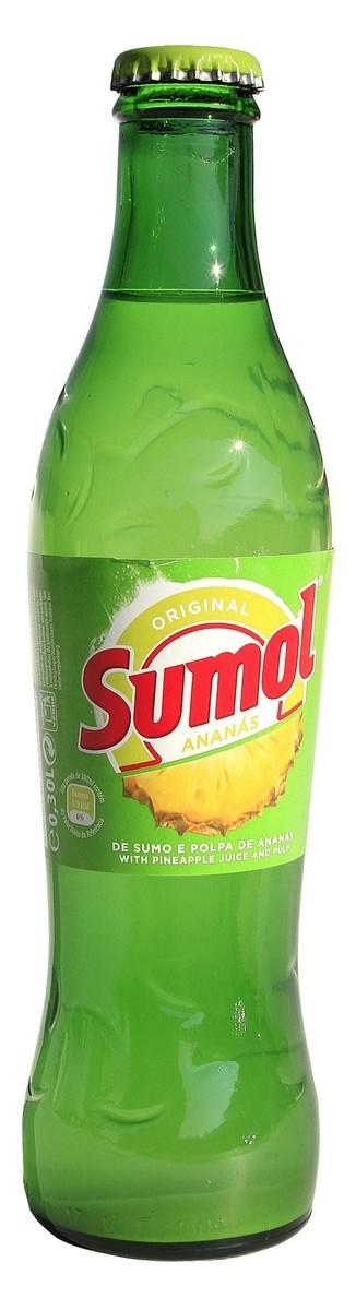 SUMOL ANANAS 24X25CL