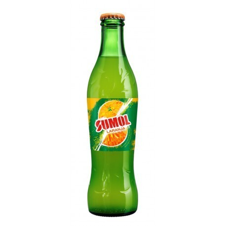 SUMOL ORANGE 24X25CL