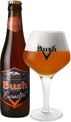 Bush Caractère (24x33cl)