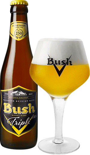 Bush Triple (24x33cl)