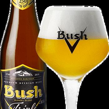 Bush Triple (24x33cl)