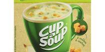 CUP A SOUP : POIREAUX crout. (x20)