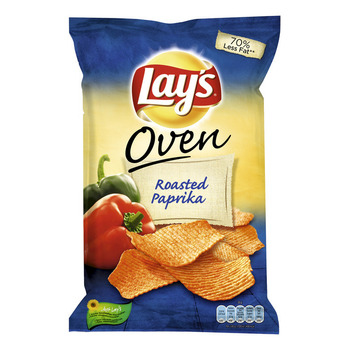 LAYS : ROASTED PAPRIKA 35gr
