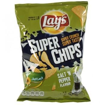 LAYS : SALT & PEPPER 40gr