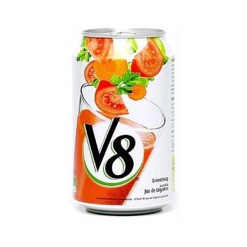 V8 JUS DE LEGUMES  (cans) 33cl