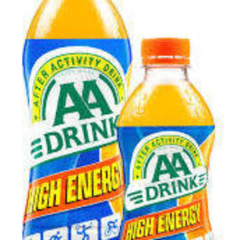 AA HIGH ENERGY 33cl