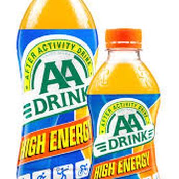 AA HIGH ENERGY 33cl