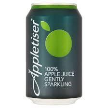 APPLETISER (cans)