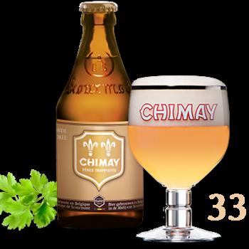 Chimay dorée (24x33cl)