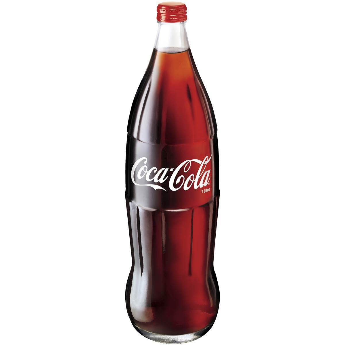 COCA-COLA 6x1l (verre)