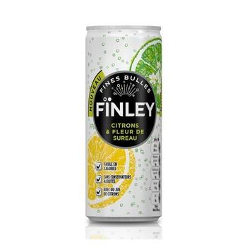 FINLEY ORANGE / CITRON 24x25cl (cans)