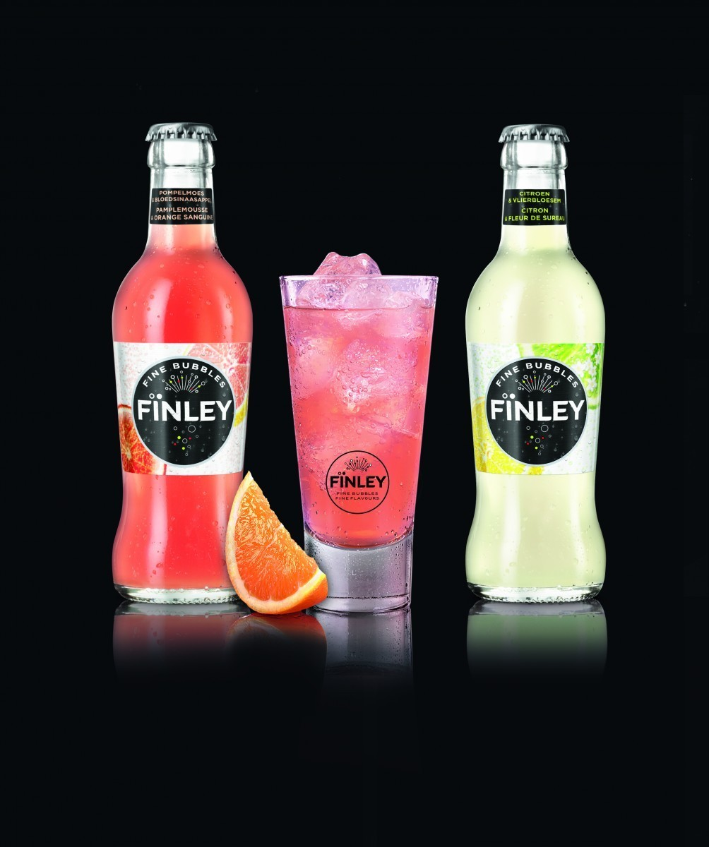 FINLEY ORANGE / CITRON 20cl