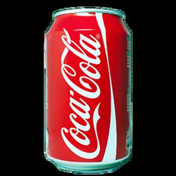 COCA COLA 24x33cl (cans)