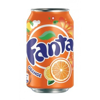 FANTA 33cl (cans)