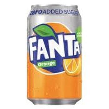 FANTA LIGHT 33cl (cans)