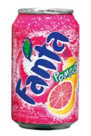 FANTA POMELO 33cl (cans)