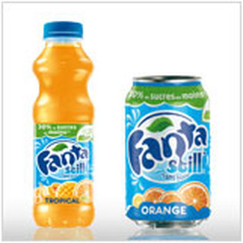 FANTA ORANGE STILL 33cl