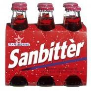 SAN PELLEGRINO BITTER RED 24x10cl