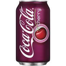 COCA CHERRY 25cl (cans)