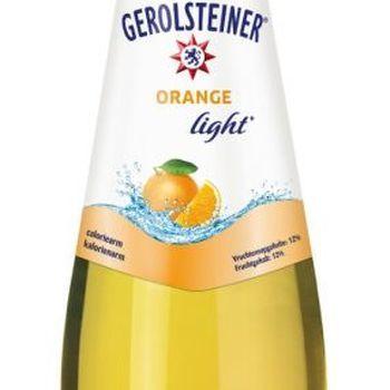 GEROLSTEINER ORANGE 24x25cl