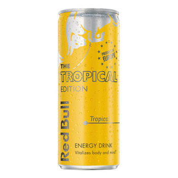 RED BULL YELLOW 12x25cl