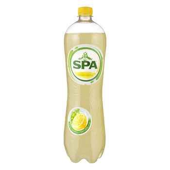 SPA LEMON CACTUS 24x50cl
