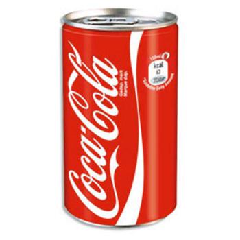 COCA COLA 24x15cl (cans)