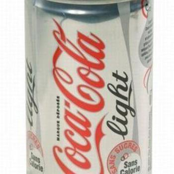 COCA COLA LIGHT 24x15cl (cans)