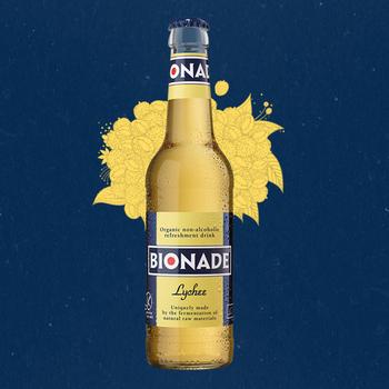 BIONADE LYCHEE 24x33cl