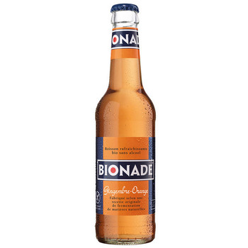 BIONADE ORANGE 24x33cl