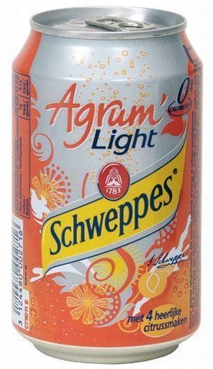 SCHWEPPES AGRUM LIGHT 6x33cl (cans)
