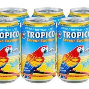 TROPICO 24x33cl (cans)