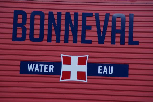 BONNE VAL EAU (plat) 24x20cl