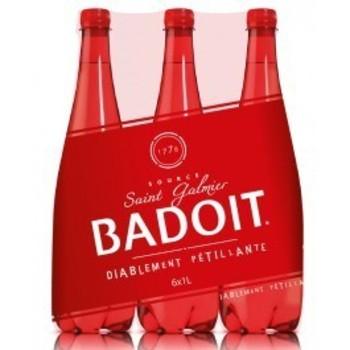 BADOIT ROUGE 12x75cl