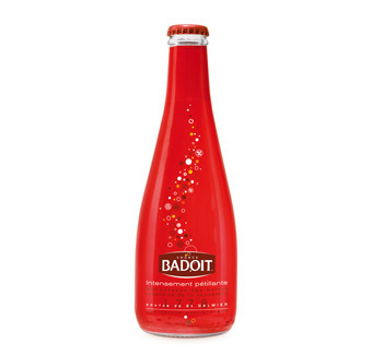 BADOIT ROUGE 20x33cl