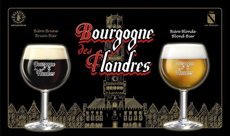 Bourgogne des Flandres Blonde ou Brune (24x33cl)