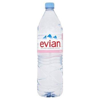 EVIAN 6x1.5l
