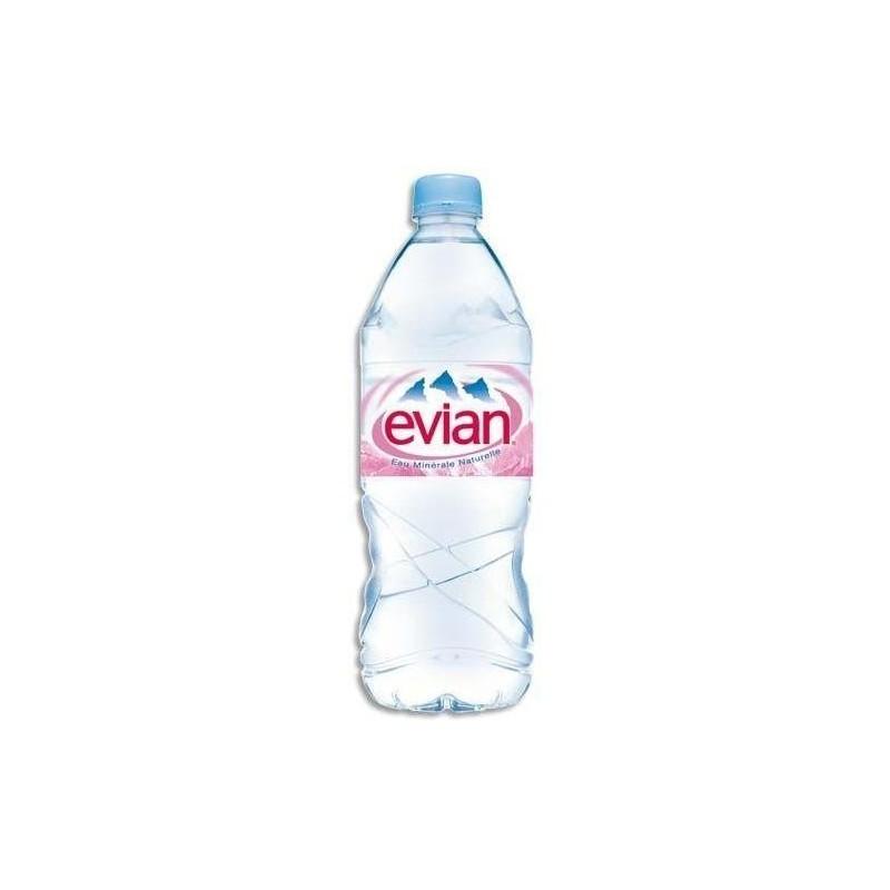 EVIAN 12x1l