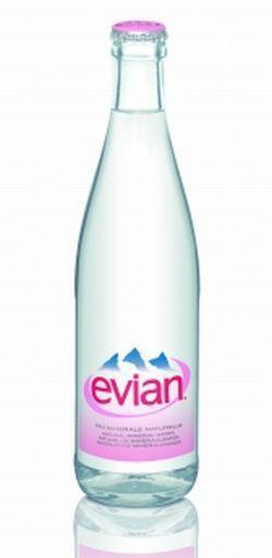 EVIAN 20x50cl