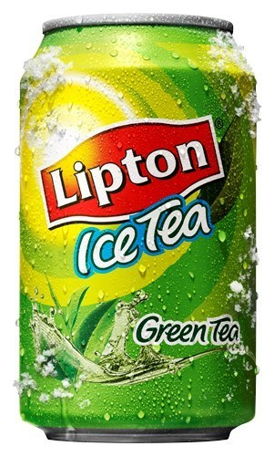 ICE TEA GREEN 24x33cl (cans)