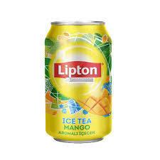 ICE TEA MANGO 24x33cl (cans)