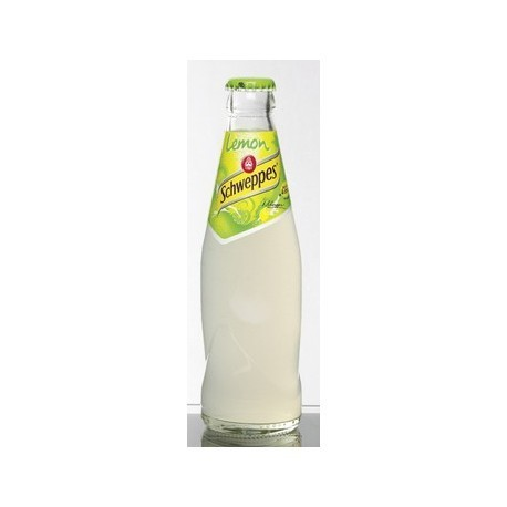 SCHWEPPES LEMON 24x20cl