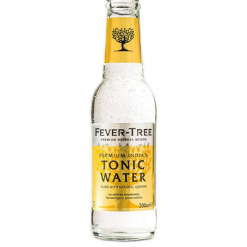 FEVER TREE: INDIAN TONIC 24x20cl
